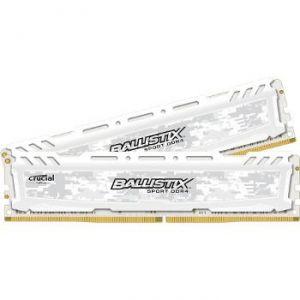 Crucial BLS2C16G4D240FSC - Barrette mémoire Ballistix Sport LT Mémoire RAM DDR4 32 Go