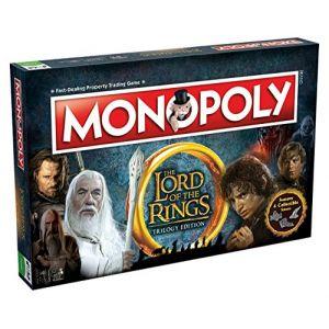 Winning Moves Monopoly Le Seigneur des Anneaux