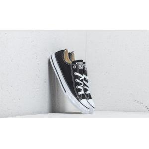 Converse %u2013 Chuck Taylor All Star Core Ox - Baskets, Unisexe, pour Enfant - Noir - Noir (Schwarz), 34 1/9 EU