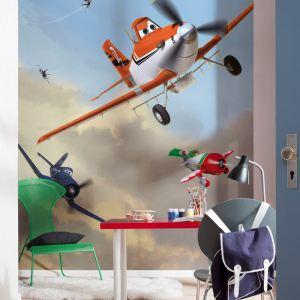 Papier peint Disney Planes : Dusty & ses amis ( 184 x 254 cm)