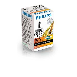 Philips 1 Ampoule Xenon D3S Vision 35 W 42 W