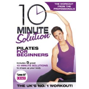 10 Minute Solution : Pilates for