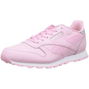Reebok Baskets Sport Classic Leather Pastel rose - Taille 37