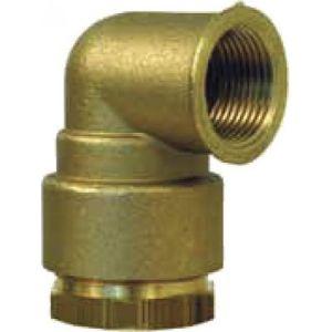 Huot 9019.T25 - Coude taraudé SE19-T série métrique diamètre 25 taraudage 20x27