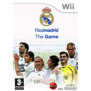 Real Madrid : The Game [Wii]