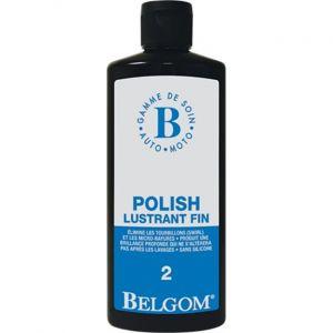Belgom Polish lustrant fin n°2 236 ml