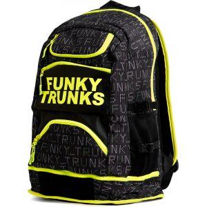 Funky Trunks Elite Squad - Sac à dos natation Homme - noir Sacs à dos & Sacoches natation
