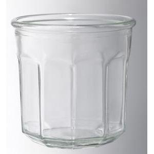 Le Parfait 6 pots à confiture en verre (445 ml)
