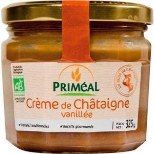 Priméal Crème de châtaigne vanillée (325g)