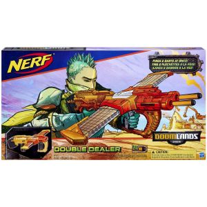 Hasbro Nerf Elite Doomlands Double Dealer XBow