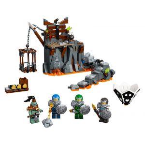 Lego NINJAGO Le donjon du Crâne - 71717, Jouets de construction