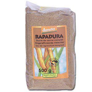 Rapunzel Rapadura Sucre de Canne Complet Bio 500g