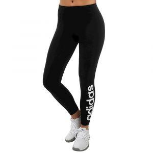 Adidas W E LIN TIGHT - NOIR - femme - LEGGING