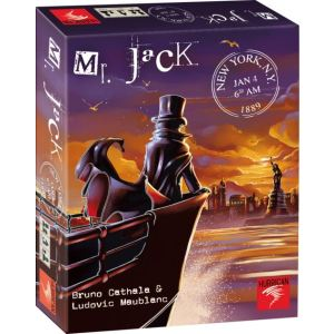 Asmodée Mr Jack à New York