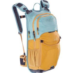 Evoc Stage - Sac à dos - 12l jaune/bleu Sacs à dos vélo