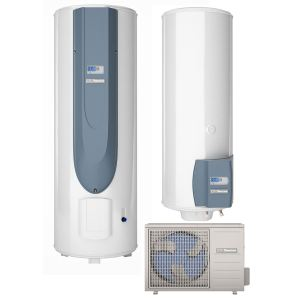 Thermor 296505 chauffe eau thermodynamique aeromax split - Prix chauffe eau thermodynamique thermor ...