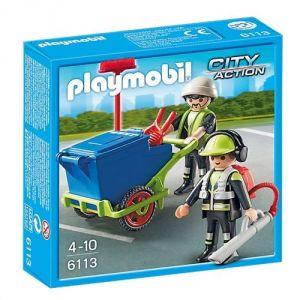 Playmobil 6113 City Action - Service de nettoyage des rues
