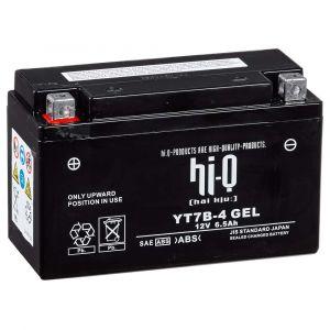 Hi-Q Batterie YT7B-4 AGM fermé Sans entretien