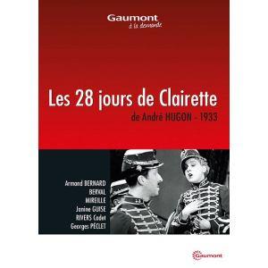 Image de Les 28 jours de Clairette