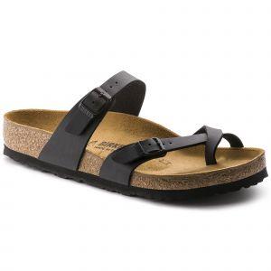 Birkenstock Mayari Bf W Sandalen sandales noir noir 43 (normal) EU