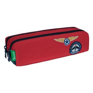 Tann's Trousse Les Fantaisies Tom - 2 compartiments Rouge