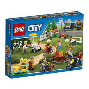 Lego 60134 - City : Le parc de loisirs ensemble de figurines