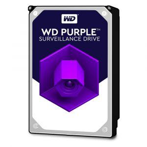 "Western Digital WD40PURZ - Disque dur interne 4 To 3.5"" SATA 6Gb/s"
