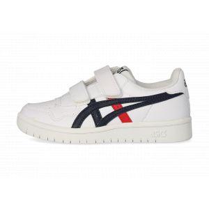 Asics Chaussures enfant JAPAN S PS - Couleur 27,30,33,35,32 1/2,33 1/2,34 1/2,31 1/2,28 1/2 - Taille Blanc