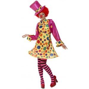 Déguisement de clown femme (taille XL)