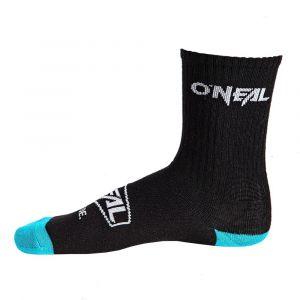 O'neal Chaussettes Icon noir/bleu - S (39-42)