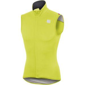 Sportful Fiandre Light - Gilet cyclisme Homme - jaune M Gilets
