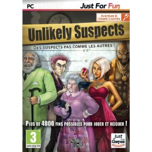 Unlikely Suspects [PC]