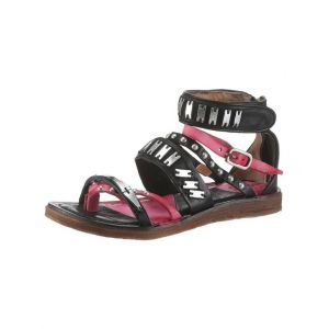 A.S.98 Sandales Airstep / RAMOS Noir - Taille 37,38,39,40,41