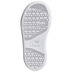 Adidas Continental 80 cuir Enfant-25-Blanc