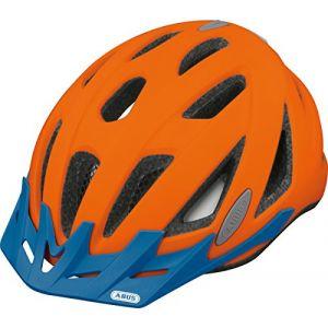 Abus Urban-I V.2 - Casque Orange Néon Taille L 56-61 cm
