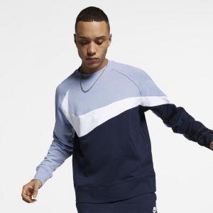 Nike Haut en molleton Sportswear Homme - Bleu - Couleur Bleu - Taille XL