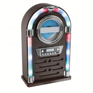 Clip Sonic TES195 - Jukebox Bluetooth CD/FM 3W