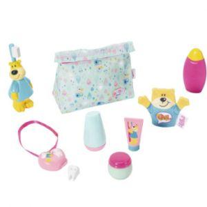 Zapf Creation 827116 Baby Born Bath Wash & Go Set Multicolore
