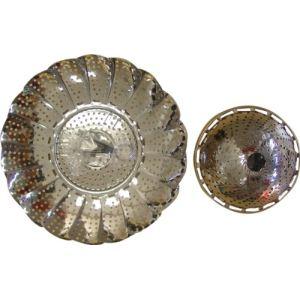 Birambeau Cuisseur à vapeur en inox (16 à 24 cm)