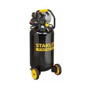 Stanley Compresseur 50l vertical 2 hp 10 bar maxi lubrifie - Categorie fantome FATMAX
