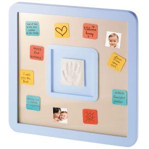Baby Art Cadre Messages Print Frame avec empreinte