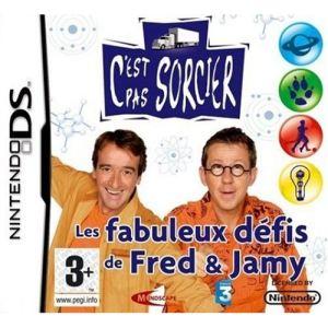 C'est pas sorcier : Les Fabuleux Défis de Fred & Jamy [NDS]