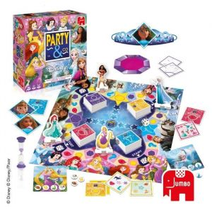 Jumbo DISNEY PRINCESSE Party & Co