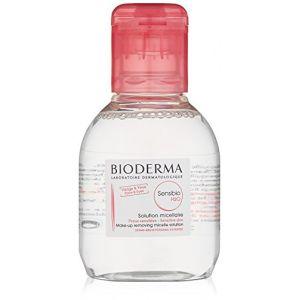 Bioderma Créaline H2O - Solution micellaire démaquillante pour peaux sensibles