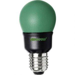 Megaman Ampoule Party Color E27-7W vert mm25219