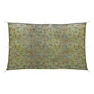 VidaXL Filet de camouflage avec sac de rangement 3 x 5 m
