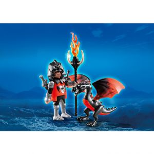 Playmobil 4793 Special Plus - Chevalier avec dragon