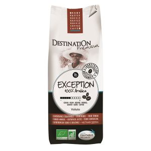Destination Café Exception n°16 100% Arabica Grain - 250g