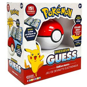 Bandai Pokemon - Dresseur Guest