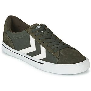 Hummel Baskets basses NILE CANVAS LOW vert - Taille 36,38,39,40,42,43,44,45